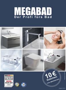 Der Megabad Katalog 2018