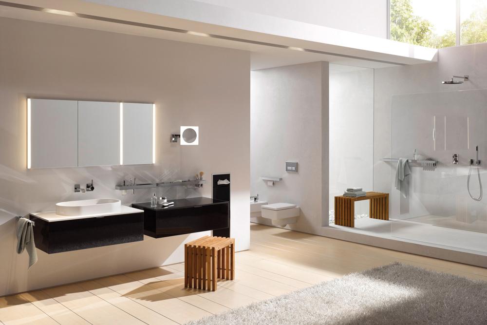 Farbenlehre fürs Bad: Farbe Badezimmer